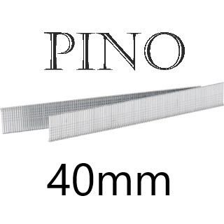 Pino 40 mm PPV 40, caixa com 2.500 peças - VONDER