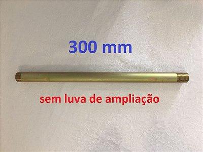 J.A.B - Cano para Pipe Clamp 300mm  (SEM LUVA)