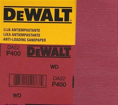DeWalt - Lixa Seco Estearato G 400  230x280mm