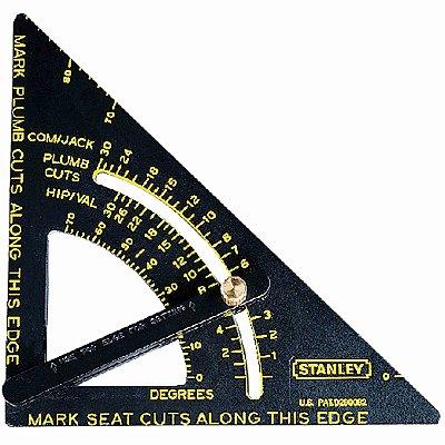 Esquadro Ajustável Premium Quick Square® 46-053 - Stanley