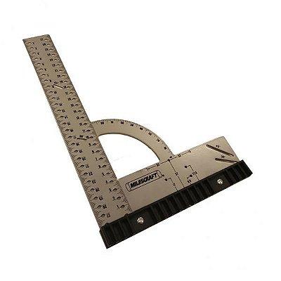 Milescraft - Esquadro Universal - 30 cm - Framing Square 8454