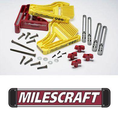 Milescraft - Featherboard 1407 - Dual or Tandem