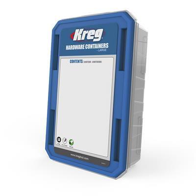 Kreg - Estojo para Ferramenta Grande - KSS-L - Hardware Container - Large