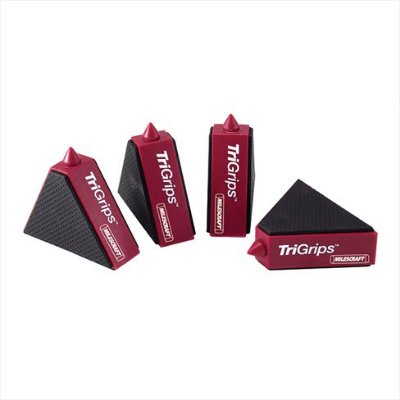 Milescraft - Almofadas (suporte) p/ Acabamentos - 1600 - TriGrips