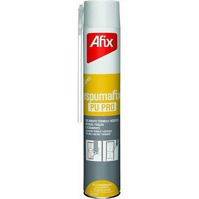 AFIX - Espuma expansiva PU PRO 750ml/740g - ONU 1950 (Espumafix)