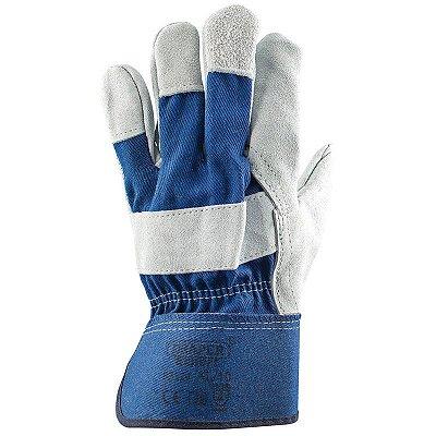 DRAPER - Luvas em Couro Resistente (52324) Premium Split Leather Work Gloves