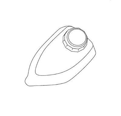 Maqanbi - Reservatório da Pistola aplicador cola de contato em topos