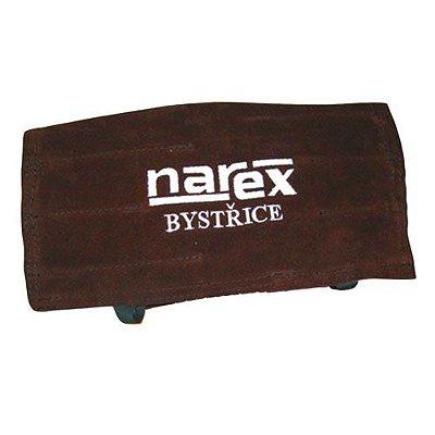 Narex - Rolo em Couro - Capa p/ Ferramentas Escultura - 899600 - Carving Leather tool roll