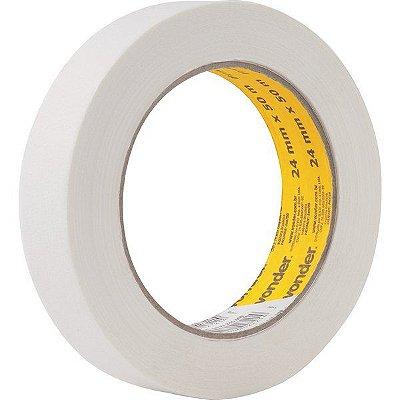 VONDER - Fita crepe 24 mm x 50 m