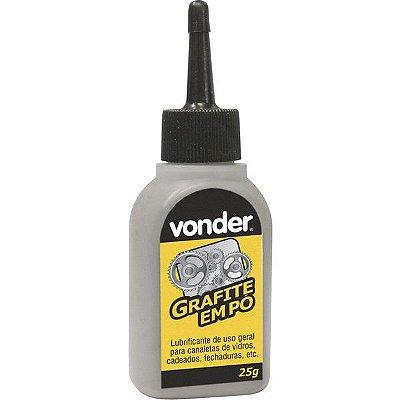 VONDER - Grafite em pó 25 g, cartela