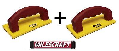 Milescraft - Kit 2 und Grabber 3403 - Push Block p/ Tupia