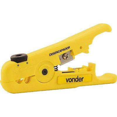 VONDER - Desencapador ajustável para fios e cabos