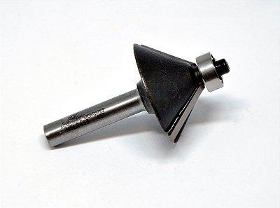 WPW - Fresa Canto Chanfrado c/ Rol R45- X12.5mm - H6/50