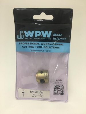 WPW - Limitador de Brocas 6 - 10mm