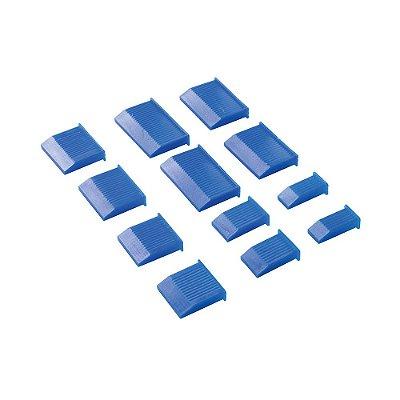 Silverline - Proteção Guarnição p/ Formão - 301934 - Chisel Edge Guards 12pk