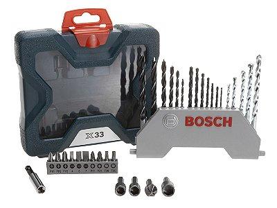 Bosch - Mala X-Line com 33 unidades
