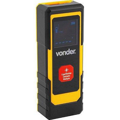 VONDER - Medidor de distância a laser (Trena), 20 metros, VD 20