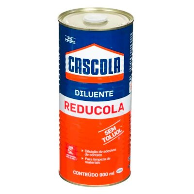 Henkel - Solvente Cascola Reducola s/ Toluol 900ml (Diluente cola contato)