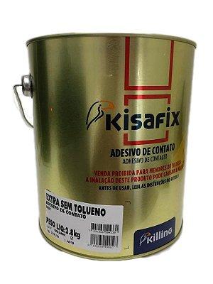 Killing - Kisafix Adesivo de Contato Extra ST (s/ Tolueno) - 2,8 kg