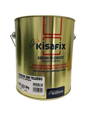 Killing - Kisafix Adesivo de Contato Premium ST (s/ Tolueno) - 2.8 kg