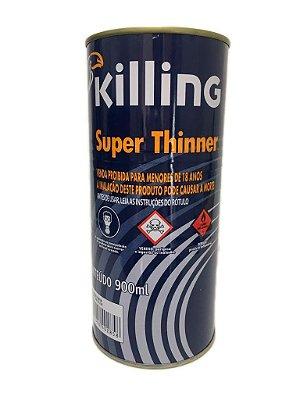 Killing - Super Thinner - 0.9 litros (90TI058)