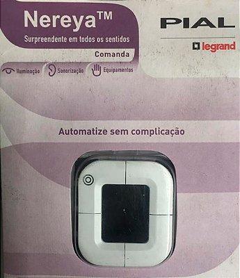 Legrand Nereya - Home Automation Controle Interruptores 2MD NY Branco 663090