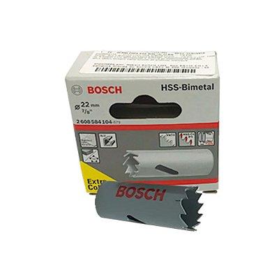 Bosch - Serra Copo HSS-Bimetal c/ Cobalto  22MM - 7/8 Pol.