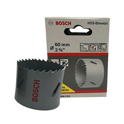 Bosch - Serra Copo HSS-Bimetal c/ Cobalto  60MM - 2.3/8 Pol.