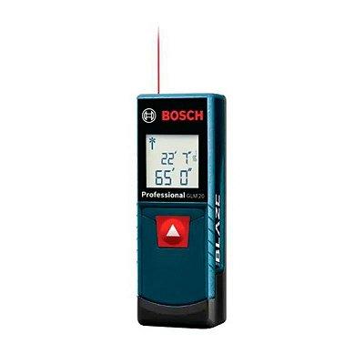Bosch - Medidor de Distância a Laser - Trena GLM20 - 0601072EG0000