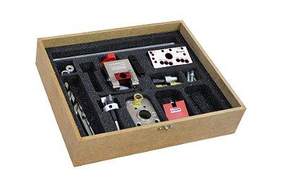Zinni - Kit Gabarito Combo FA / VB 47 (Z01GAB704)