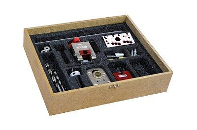 Zinni - Kit Gabarito Combo Minifix 47 (Z01GAB703)