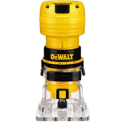 Dewalt - Tupia Elétrica p/Laminados c/ Guia 450W 220V - DWE6000-B2