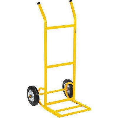 VONDER - Carrinho p/ transporte de carga leve c/ roda de borracha