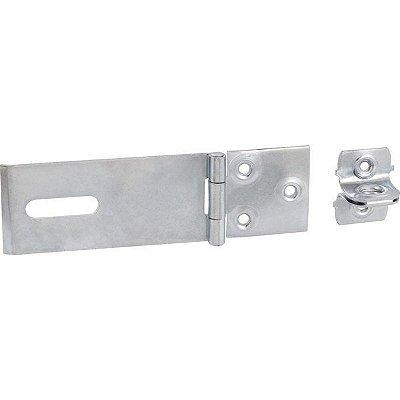 """VONDER - Porta-cadeado zincado 4"""""""