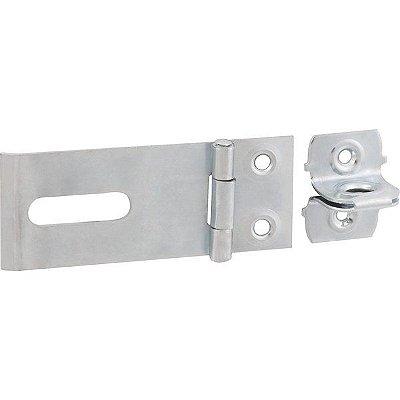 """VONDER - Porta-cadeado zincado encartelado 3"""""""