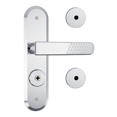 STAM - Kit de Segurança 1800/21 - Espelho INOX - Tetra Externa - 34309