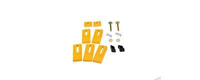 MICROJIG - GRR-RIPPER Gravity Heel Kit Accessory - Acessório Reposição para GR100 e GR200 - GRGH-040