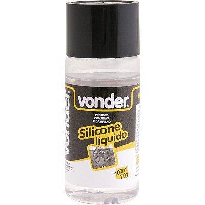VONDER - Silicone Líquido - 100ML