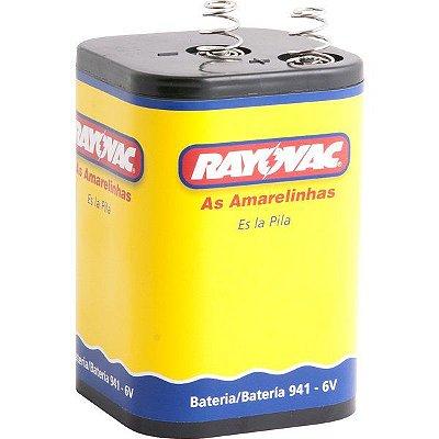 RAYOVAC - Bateria - 6V  - 941
