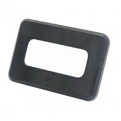 WEG - Composé - Miniplaca de Embutir - 1 posição - Móveis - Preto