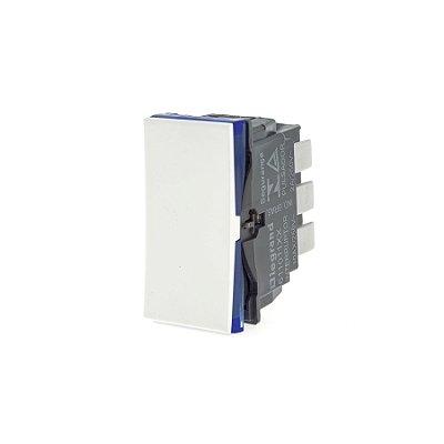 Legrand - PIAL Plus+ - Interruptor Paralelo 10A 250V - Branco - 611011BC