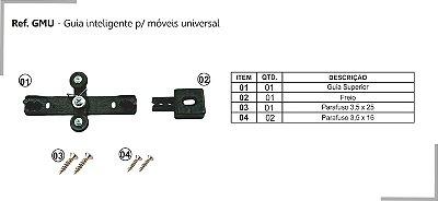 Perfil - Guia - GMU - Inteligente p/ Móveis Universal
