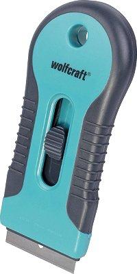 Wolfcraft - Raspador de Plastico com Laminas Metalicas 38mm 4101000