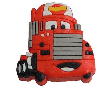 Italy Line - Puxador Caminhão - p/ móveis, armários e gavetas - 37 x 40mm - PVC - (IL 5540)