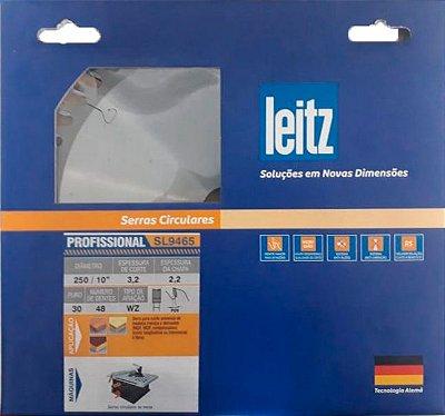Leitz - Disco de Serra Circular - WZ - SL9465 - HW 250 x 3,2/2,2 x F30 - 48z, p/ Madeira