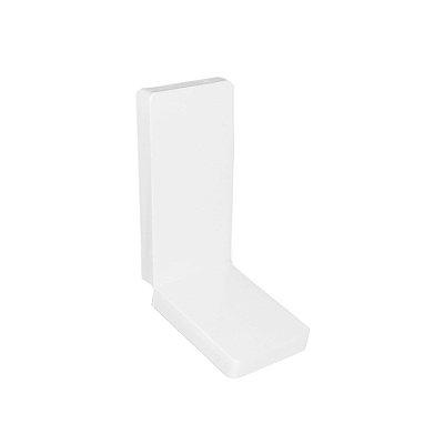 Criativa - Capa Plástica Branca p/ Cantoneira - DV3030 (Unidade)