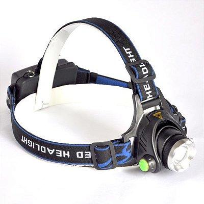 B-MAX - Lanterna de Cabeça/ Farol Bike - LED CREE - BMAX807