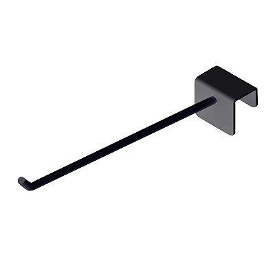 DiCarlo - Gancho p/ Barra Reta Smart Black - 5mm x 30cm