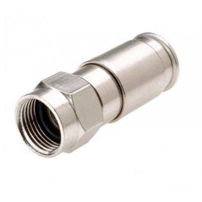 InterNeed - Conector Coaxial Compressão RGC 06 de Alta (ftz)