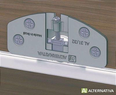 Alternativa - Sistema de Correr AL 32 - 1 Porta